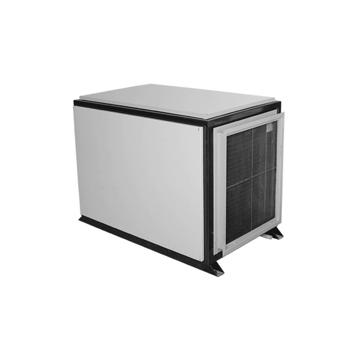 Ceiling mounted dehumidifier 50L